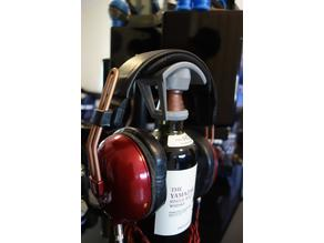 Whisky Bottle headphone Stand