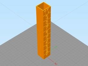 Temp Calibration Tower