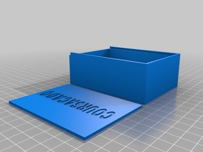 Coursacado MTG Deck Box