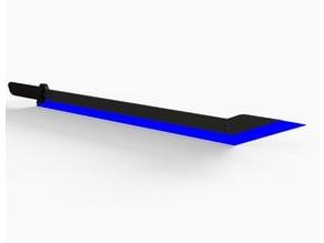 Borderlands 2 - Zero Energy Sword