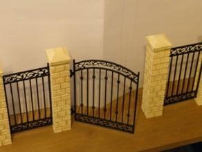 Model of Iron Gate