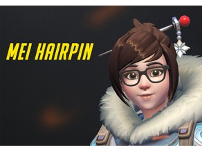 Mei Hairpin