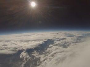 High Altitude Balloon Launch Supplies