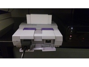 Mini SNES Classic Cartridge