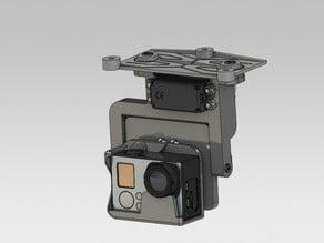 Zalsky's Gimbal for GoPro HERO3 camera