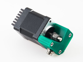 Gearstruder J4 - Dual Drive Extruder