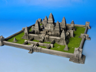 My Angkor wat(1:1000)