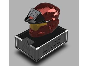 Noble 6 Bust (Halo 3 Style)