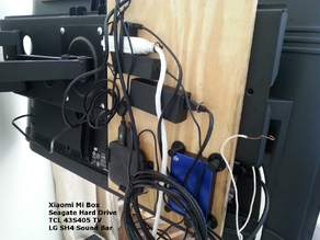 Miscellaneous TV brackets chaos 2 order solution