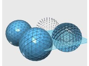 Geodesic Sphere 5V