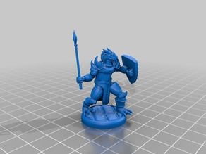 Dragonborn Fighter