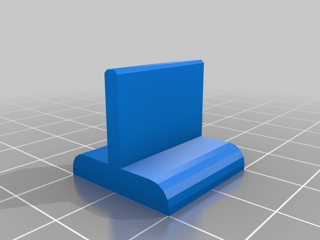 DM screentop initiative tracker by thelukec Thingiverse 3D