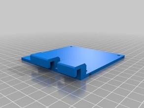 12V Breakoutboard holder for the Snappy 3.1