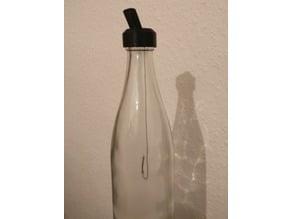 Bottle Cap Inhaler