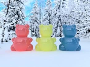 Kawaii Bear Vol.01 (Christmas Gift )