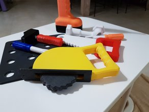 toy tool : Circular saw