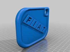 Fiat(2) keychain