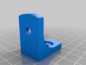 Corner Brace for 20mm Aluminum Extrusion