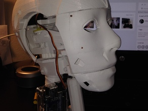 InMoov Head