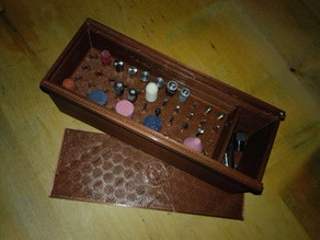 Owl Dremel Box
