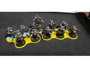 """25mm Base Movement Tray .5"""" Cohesion"""