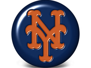 NY METS 2015 Playoff lucky rings