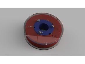 3DLaserSpool - 3D-printer Filament refill spool
