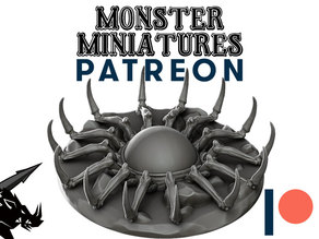 The Eye - JOIN OUR Monster Miniature PATREON