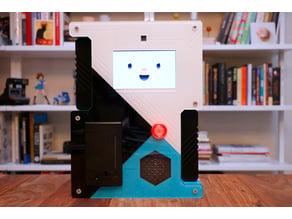 SelfieBot - Walls and Handles
