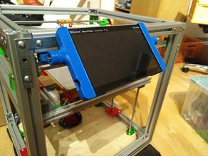 Trekstor Surftab 7 movable Mount for 3030 extrusion