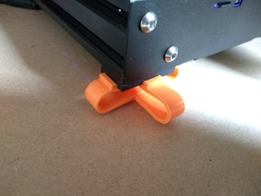 Creality Ender 3 PRO - Feet Noise Dampers