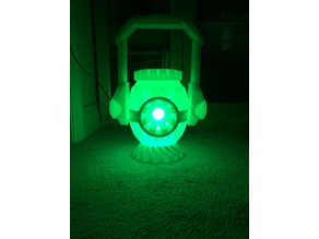 Green Lantern's Lantern/Battery (Variant)
