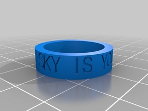 My Customized Ring - inside and out(ANG personal edit)