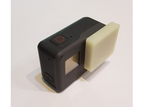 GoPro 5 / 6 Lens protector cap