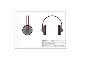 Simplistic Headphones