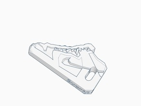 Nike Dunk Simple Keychain By Suprint