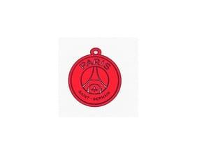 psg logo keychain