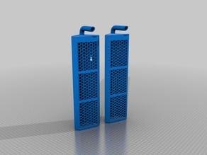 Corner bubble filter for Nano Cube