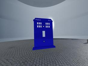 Dr. Who Light switch cover