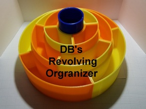 DB's revolving organizer V1