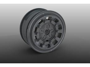 "RC Truck Wheel (Kamaz) 1.9"""