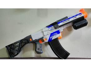 Nerf Retaliator Pump SGG