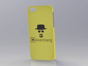 Cover Iphone 5/5S Breaking Bad