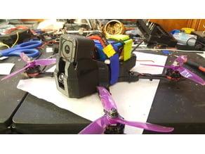FPV Drone Hybrid Frame 260mm, The Iguana