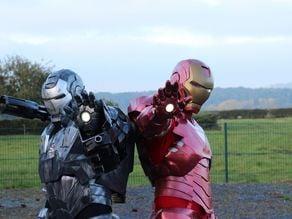 Iron Man MK6 MK 6 Suit