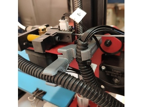 Filament guide support cable U20