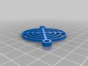 50mm Fan Guard - Radial Fan Remix