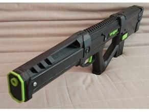 Airsoft electric toy gun mk3 - frontset