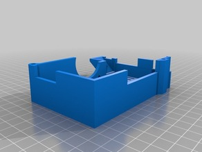 Top Cover for Lulzbot A0-100 RAMPS 1.4 Cover