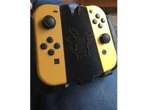 Switch Pikachu Controller